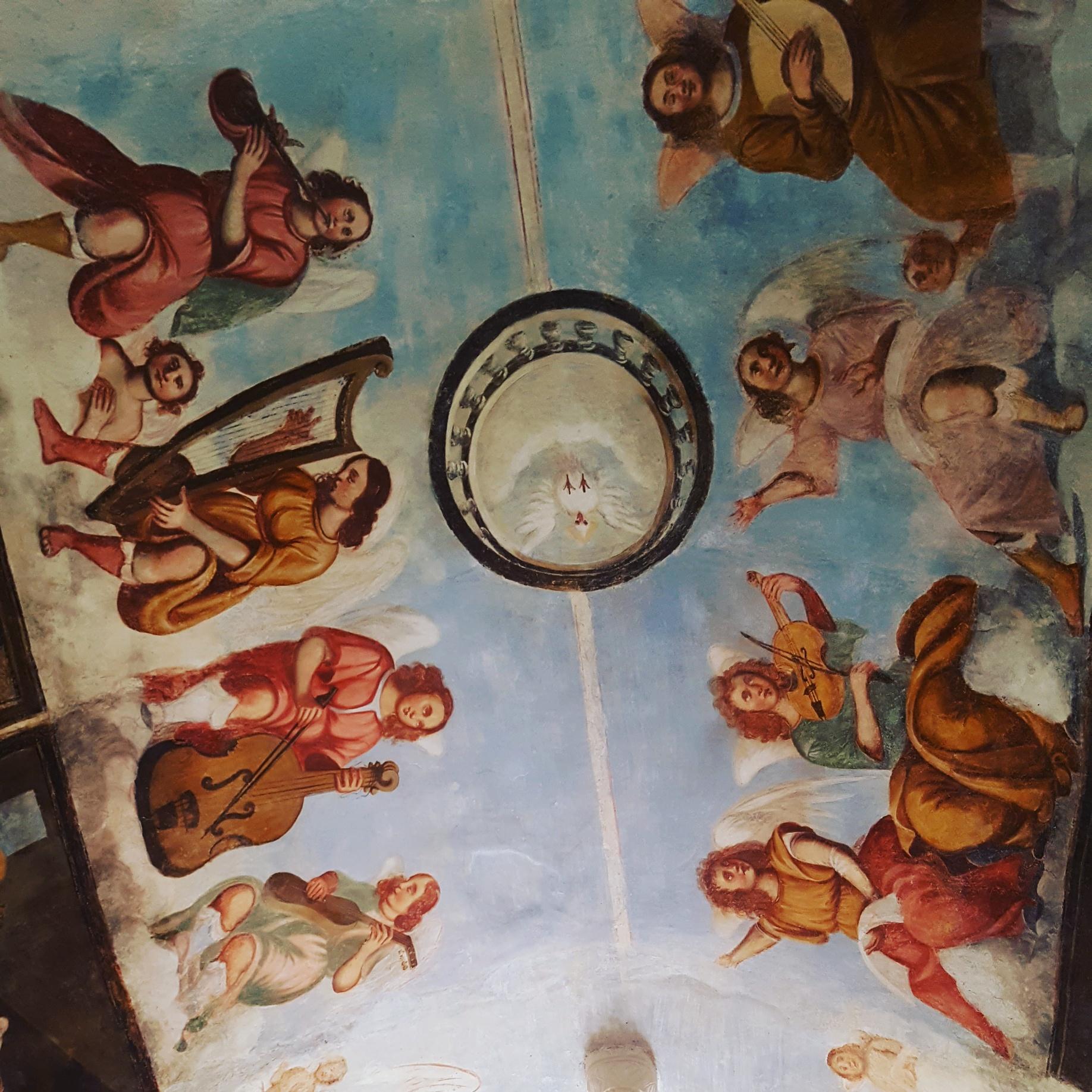 #Patrimonio -  La chiesa di San Nicola a Locorotondo, un piccolo gioiello artistico