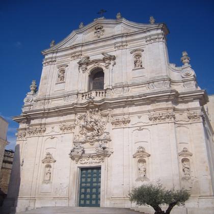 #Tradizioni - La festa patronale di San Martino a Luglio, a Martina Franca